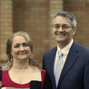 Terry Montgomery & Anita Giezentanner